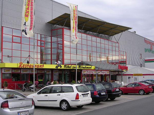 Referenzen Glaszentrum Weber Wagener